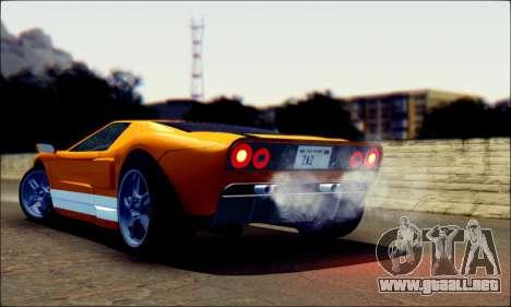 Vapid Bullet GTA 5 para GTA San Andreas left