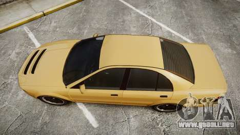 Maibatsu Vincent GT v2.0 para GTA 4 visión correcta