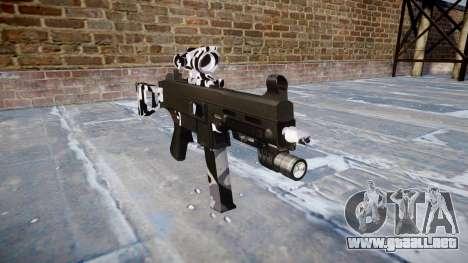 Pistola de UMP45 Siberia para GTA 4