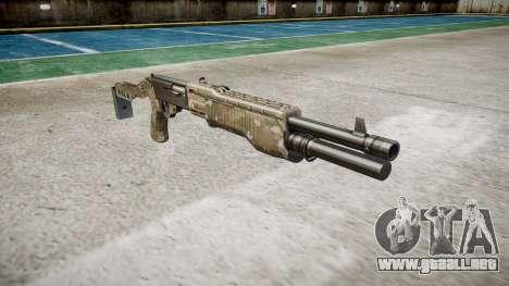 Ружье Franchi SPAS-12 DEVGRU para GTA 4