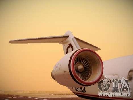 Bombardier CRJ-700 Horizon Air para el motor de GTA San Andreas
