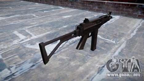 Pistola Taurus MT-40 buttstock2 icon1 para GTA 4 segundos de pantalla