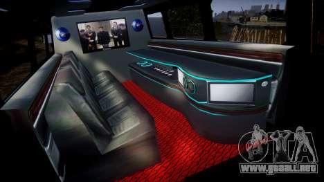 Carver Patel para GTA 4 vista interior