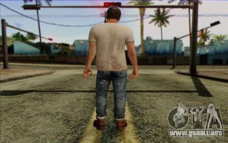 Trevor from GTA 5 para GTA San Andreas segunda pantalla