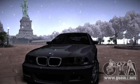 Gráfico mod por medio de la PC 2.0 para GTA San Andreas quinta pantalla