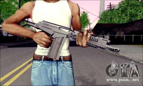 SA58 OSW v1 para GTA San Andreas tercera pantalla