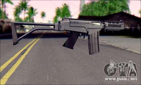 SA58 OSW v1 para GTA San Andreas segunda pantalla