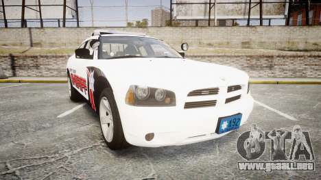 Dodge Charger 2010 LC Sheriff [ELS] para GTA 4