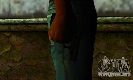GSH-18 para GTA San Andreas tercera pantalla