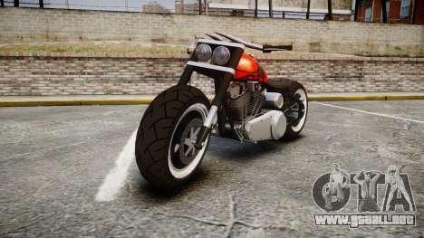 Steel Horse Zombie para GTA 4