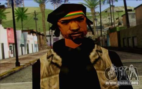 Yardies from GTA Vice City Skin 2 para GTA San Andreas tercera pantalla