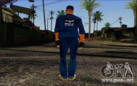 Triada from GTA Vice City Skin 1 para GTA San Andreas segunda pantalla