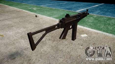 Pistola Taurus MT-40 buttstock2 icon3 para GTA 4 segundos de pantalla