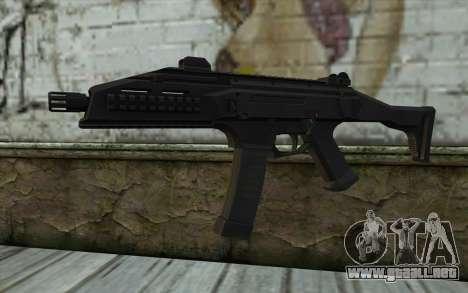 CZ-3A1 Scorpion (Bump Mapping) v4 para GTA San Andreas