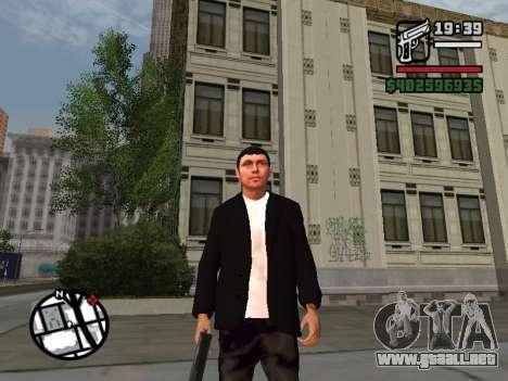 Denis Antoshin para GTA San Andreas tercera pantalla