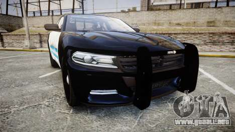 Dodge Charger 2015 City of Liberty [ELS] para GTA 4
