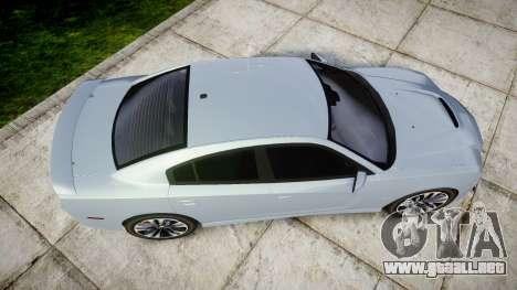 Dodge Charger SRT8 para GTA 4 visión correcta