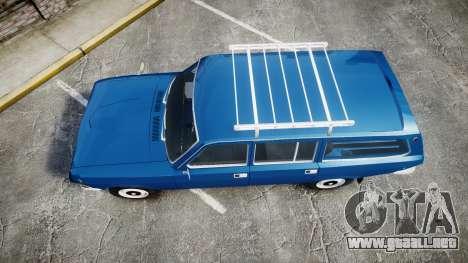 GAS-24-12 Volga Wh1 para GTA 4 visión correcta