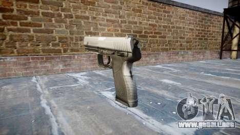 Pistola Taurus 24-7 titanio icon2 para GTA 4 segundos de pantalla