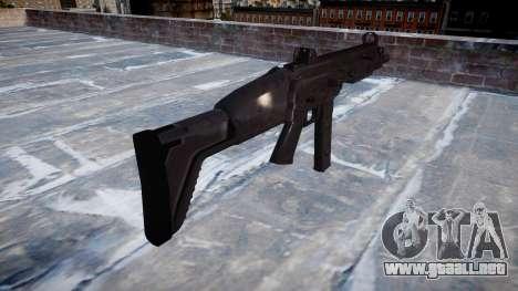 Pistola de SMT40 con la culata icon1 para GTA 4 segundos de pantalla