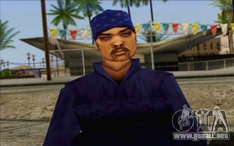 Diablo from GTA Vice City Skin 2 para GTA San Andreas tercera pantalla