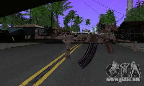 Sa-58V ACOG para GTA San Andreas