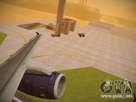 Airbus A321-232 Monarch Airlines para las ruedas de GTA San Andreas