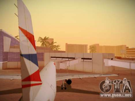Airbus A321-232 Czech Airlines para GTA San Andreas