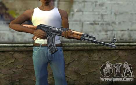 AK47 from Killing Floor v1 para GTA San Andreas tercera pantalla