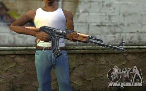 AK47 from Killing Floor v1 para GTA San Andreas tercera pantalla