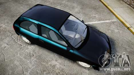 Chevrolet Corsa Classic 1.4 para GTA 4 visión correcta