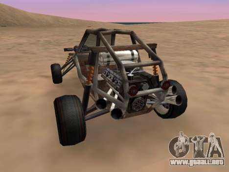 Actualizado Bandito para GTA San Andreas para GTA San Andreas left