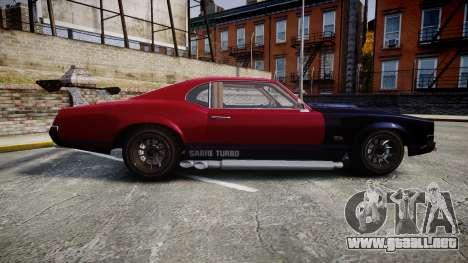 Declasse Sabre GT para GTA 4 left