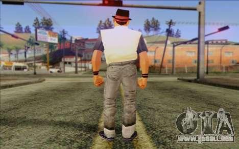 Cuban from GTA Vice City Skin 2 para GTA San Andreas segunda pantalla