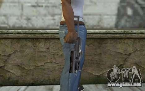 ПП-19 de Armas de fuego para GTA San Andreas tercera pantalla