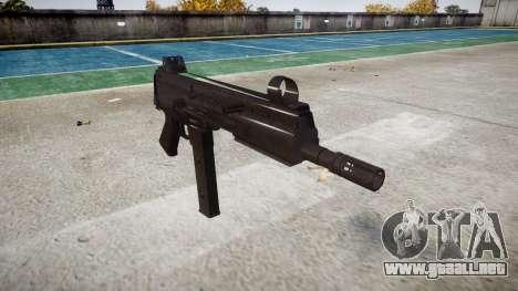 Pistola de SMT40 no a tope icon3 para GTA 4
