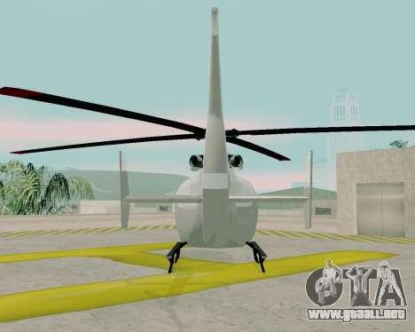 Maibatsu Frogger V1.0 para visión interna GTA San Andreas