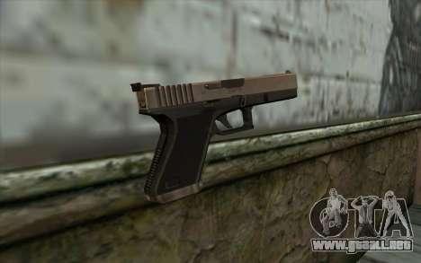 Glock from Half - Life Paranoia para GTA San Andreas segunda pantalla