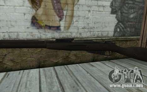 Mosin-v14 para GTA San Andreas tercera pantalla
