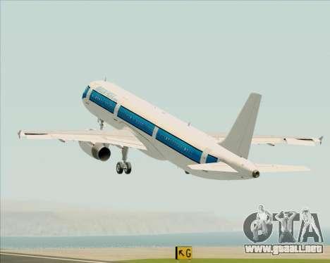 Airbus A321-200 American Pacific Airways para GTA San Andreas