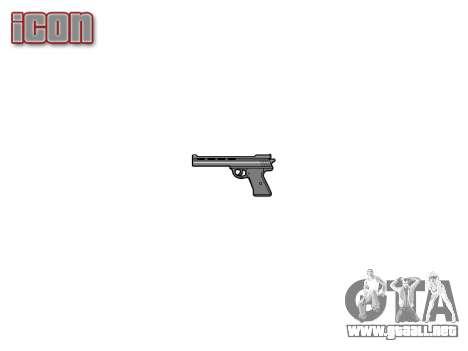 El Revólver Nagant M1895 para GTA 4 tercera pantalla
