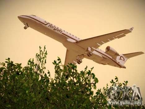 Bombardier CRJ-700 Horizon Air para la visión correcta GTA San Andreas