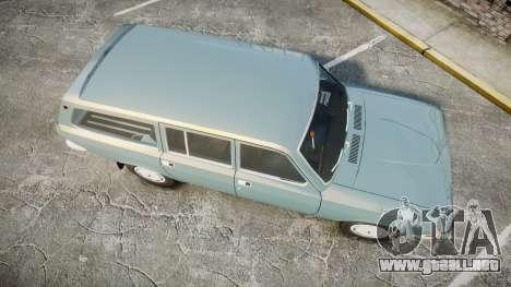 GAS-24-12 Volga Wh2 para GTA 4 visión correcta