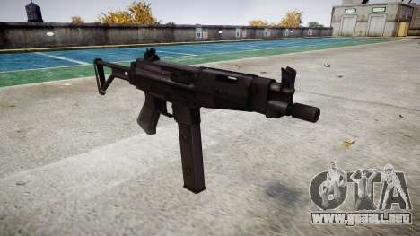 Pistola Taurus MT-40 buttstock2 icon3 para GTA 4