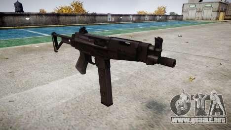 Pistola Taurus MT-40 buttstock2 icon3 para GTA 4