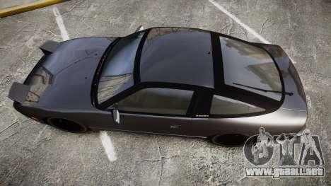 Nissan 240SX S13 para GTA 4 visión correcta