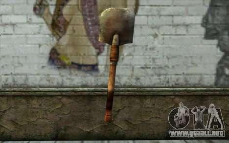 Los Zapadores De La Pala (Battlefield: Vietnam) para GTA San Andreas segunda pantalla