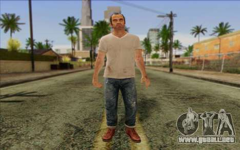 Trevor from GTA 5 para GTA San Andreas