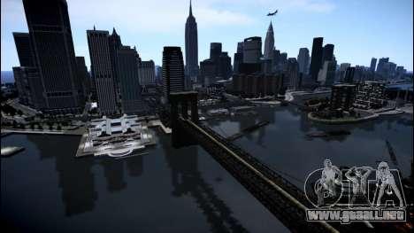 FaveENB para GTA 4 tercera pantalla