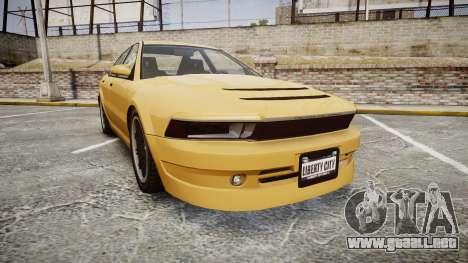 Maibatsu Vincent GT v2.0 para GTA 4